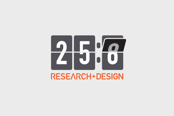 25:8 Research and Design