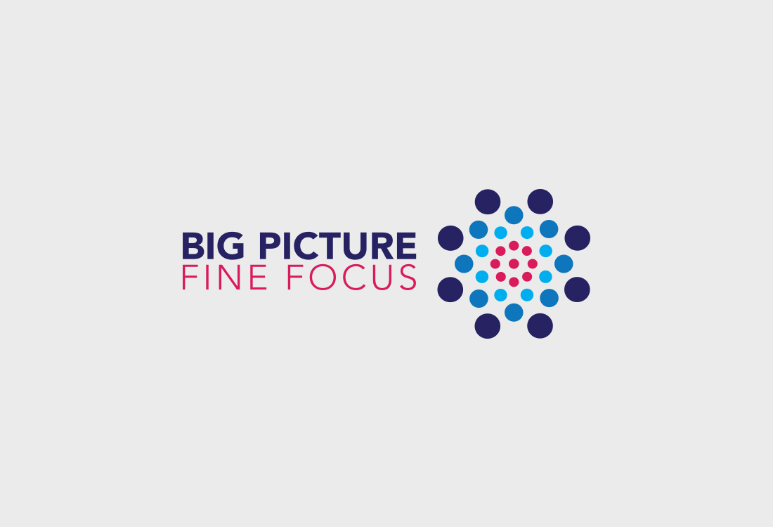 Big Picture Fine Focus alternate logo