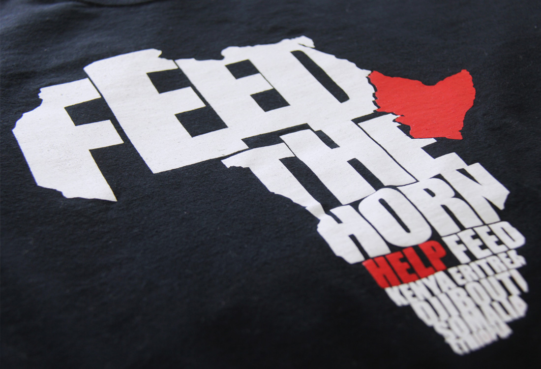 Feed The Horn shirt