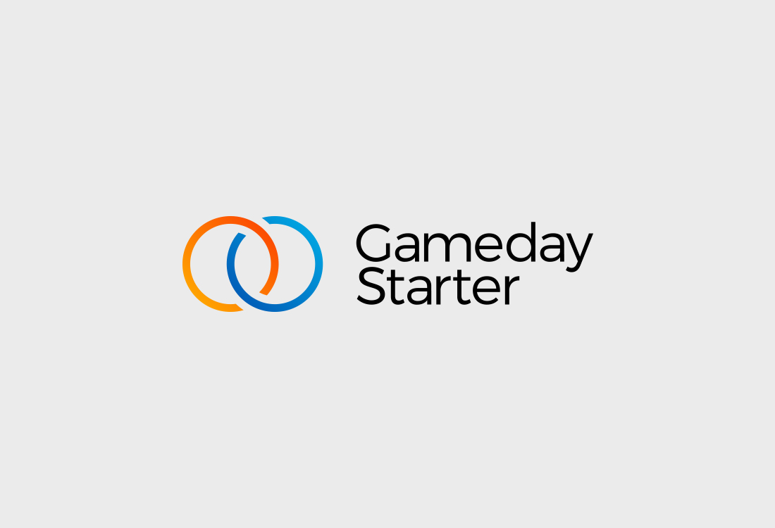 Gameday Starter alternate logo